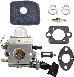 C1M-S261B Carburetor with Primer Bulb Fuel Filter Air Filter Spark Plug for STIHL SH56 SH56C SH86 SH86C BG86 BG86CE BG86Z BG86CEZ Blower 4241 120 0616