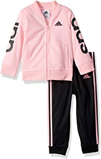 adidas Girls' Baby Short Sleeve Graphic Tee T-Shirt