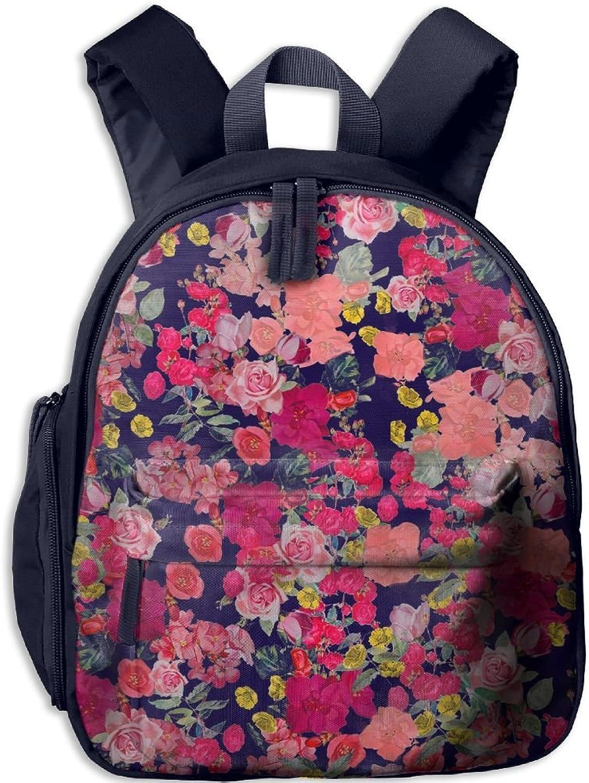Lightweight Kids School Vintage pinks(1966) Backpack
