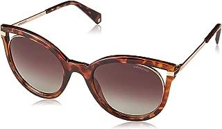 Polaroid Eyewear Unisex Adults' PLD 4067/S Sunglasses, Brown (DKHAVANA), 51