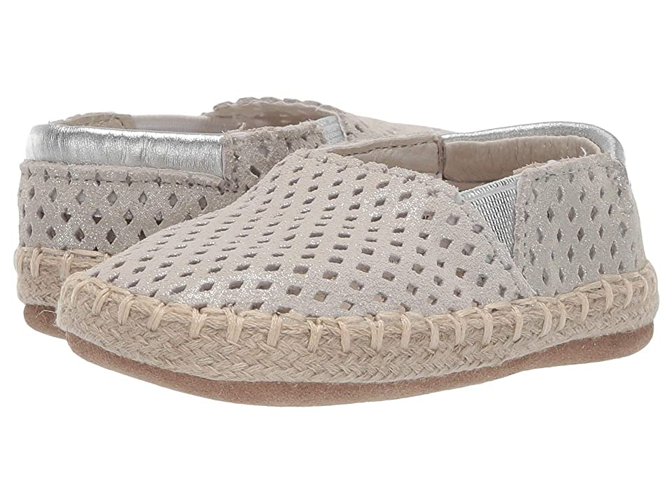 Robeez Ellie Espadrille First Kicks (Infant/Toddler) (Gold) Girl