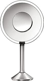 simplehuman Sensor Lighted Makeup Vanity Mirror Pro 8