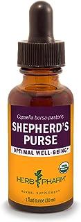 Herb Pharm Certified Organic Shepherd`s Purse Liquid Extract - (Pack of 1) 1 Fl Oz