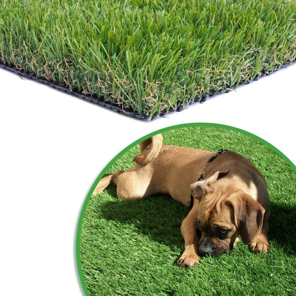 WarmShe 35mm Artificial Max 84% OFF Turf Sale SALE% OFF Lawn 1.38