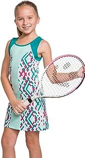 Girls Tennis & Golf Sleeveless Dress with Short