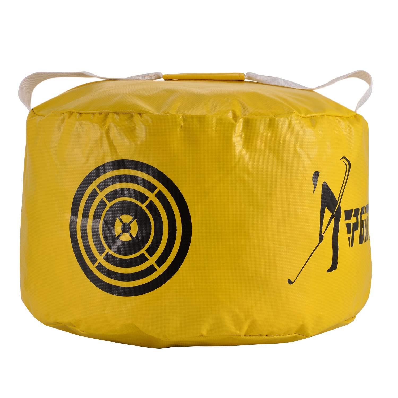 Huntvp Impact Hitting Training Yellow