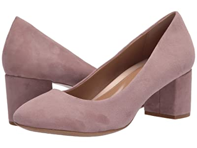 Aerosoles Eye Candy (Mauve Suede) Women