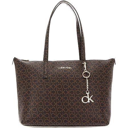 Calvin Klein Shopper M Brown Mono