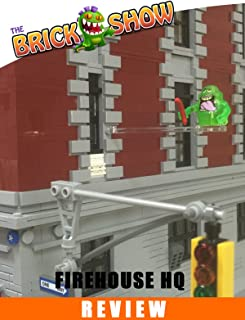 LEGO Ghostbusters Firehouse Headquarters Review (75827)