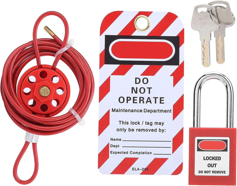 Xuzuyic Cable Lock Adjustable Wide Soldering Insulation Universal Applicat Miami Mall