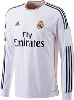 adidas Real Madrid Jersey LS Home