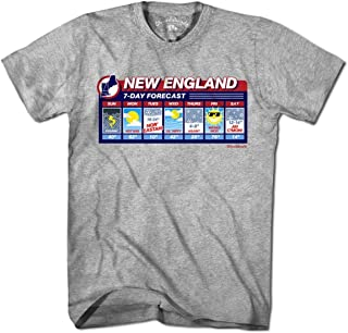 New England Weather T-Shirt