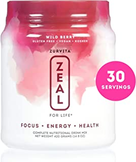 zeal for life vitamins
