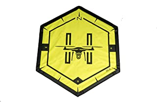 Dot Line 4-foot Drone Landing Pad with Carrying Case