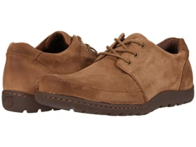 Born Nigel 3-Eye (Tan Suede) Men