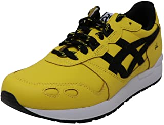 Tiger Unisex Gel-Lyte Shoes, 10W, Tai-Chi Yellow/Performance Black