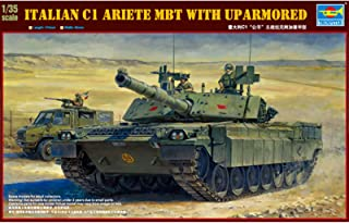 Trumpeter 1/35 00394 Italian C1 Ariete MBT with Upgraded Armor