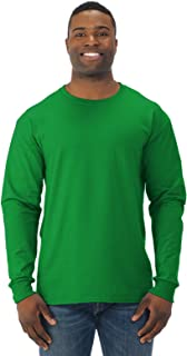 Adult 5.6 oz. Heavyweight Blend 50/50 Cotton/Poly Adult Long-Sleeve T-Shirt