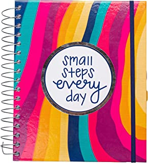 $29 » KITLIFE 2022 Keeping it Together Daily Planner | Chic Women's Planner with Monthly Calendar – Spiral Bound Appointment Boo...