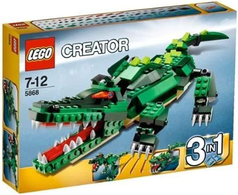 LEGO Creator 5868 - Krokodil