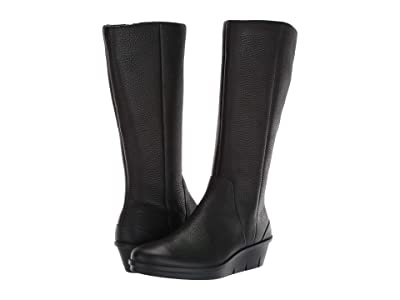 ECCO Skyler Tall Boot (Black) Women