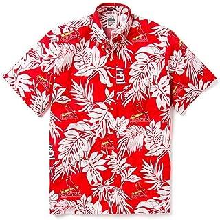 Men's St Louis Cardinals MLB Classic Fit Hawaiian Shirt