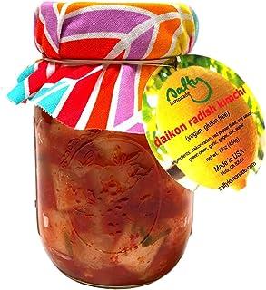 Daikon Radish Kimchi - 16oz - (Vegan, Gluten Free)