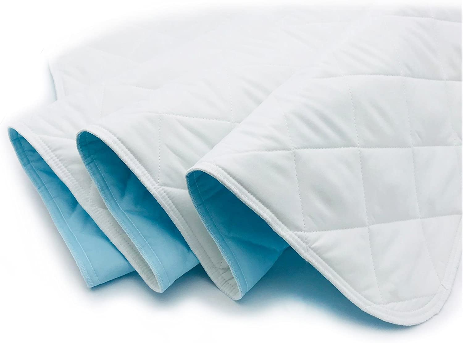 Buy KANECH Bed Pads for Incontinence Washable – 44 x 52 Inches - Extra 5  Layer - Waterproof Pads for Adult,Children,Pets Online in Turkey. B076X1LF6R