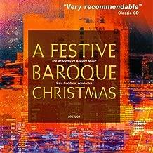 baroque christmas music instrumental