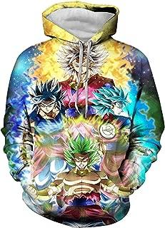 vegito hoodie