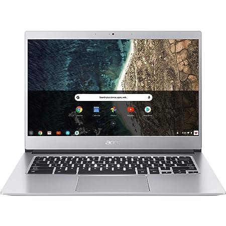 "Acer Chromebook 514, CB514-1HT-C6EV, Intel Celeron N3450, 14"" Full HD Touch Display, 4GB LPDDR4, 64GB eMMC, Backlit Keyboard, Google Chrome"