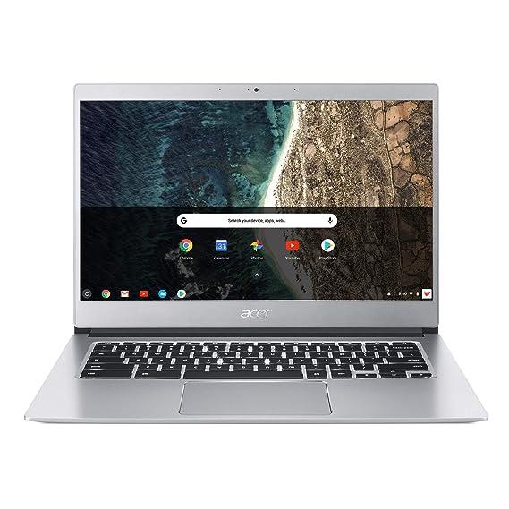 """Acer Chromebook 514, CB514-1H-C47X, Intel Celeron N3350, 14"""" Full HD, 4GB LPDDR4, 32GB eMMC, Backlit Keyboard, Google Chrome"""