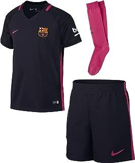 NIKE 2016-2017 Barcelona Away Little Boys Mini Kit