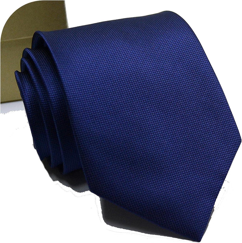 100 Styles Silk Men's Ties Stripe Flower Floral 8cm Jacquard Necktie Accessories Daily Wear Cravat Wedding Party Gift Man