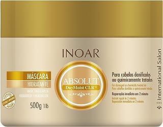 Inoar, Máscara DayMoist Ultra Hidratante com CLR de 250g