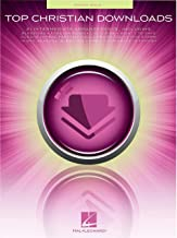 Hal Leonard Top Christian Downloads for Piano Solo