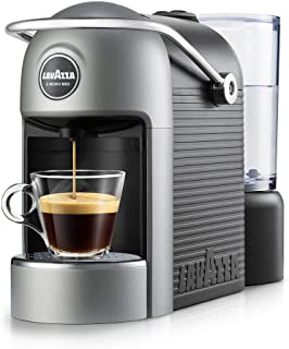 LAVAZZA A Modo Mio LM Jolie Plus Kapsel-Kaffeemaschine, Gunmetal/Zinnfarbend