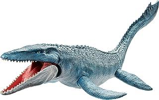 Jurassic World FNG24 Real Feel Mosasaurus Figure Grey