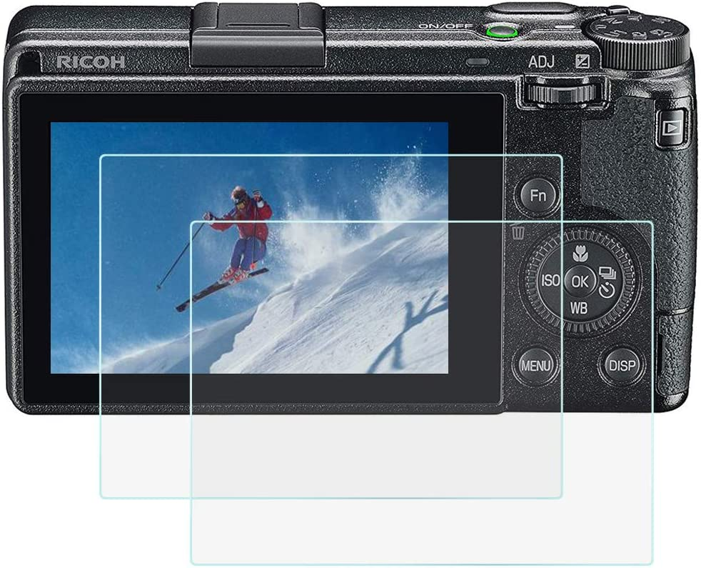 GR III Ultra-Cheap Direct store Deals Camera Screen Protector for Ⅲ Ricoh gr Dig GRⅲ