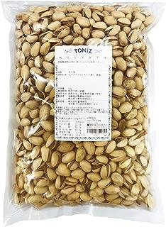 味付ピスタチオ / 1kg TOMIZ/cuoca(富澤商店) ピスタチオ 素焼き ロースト...