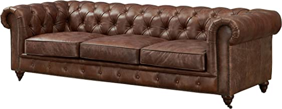 Chesterfield Sofa Leather