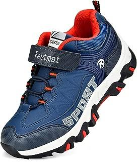 Boys Hiking Shoes Waterproof Kids Sneaker