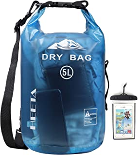 5X Outdoor Dry Bags Rafting Boating Kayaking Camping Bag Waterproof Sacks V3T4