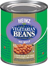 Heinz Vegetarian Beans (8 oz Cans, Pack of 24)