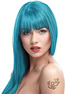 Crazy Color Blue Jade Hair Colour Cream by Crazy Color