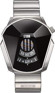 STORM - 47001/BK - Montre Homme - Quartz Analogique - Bracelet