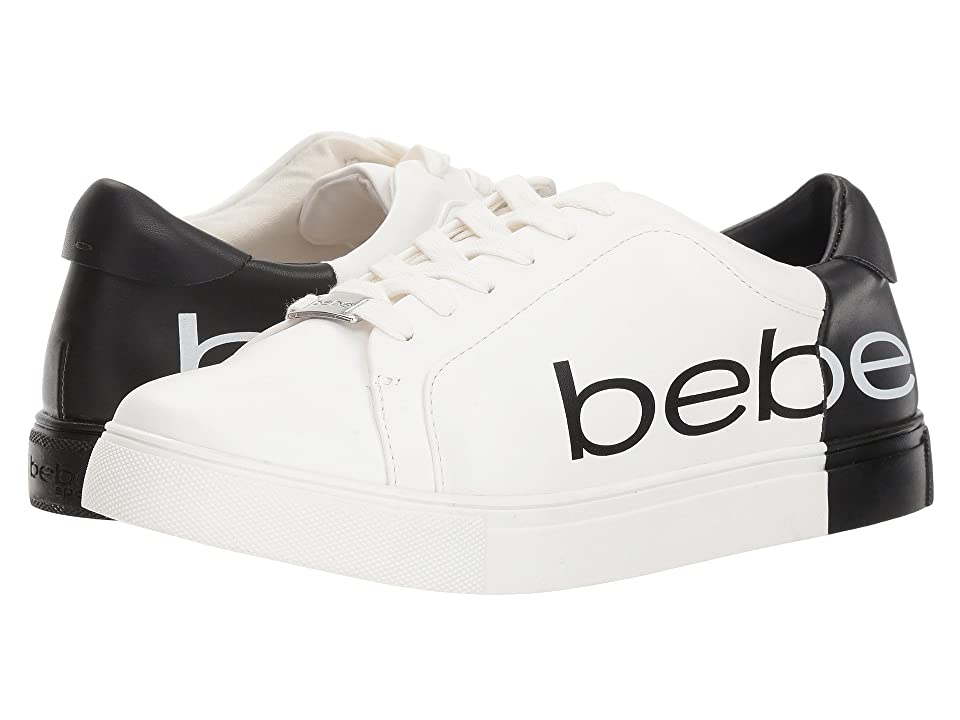 Bebe Charley (Black/White) Women