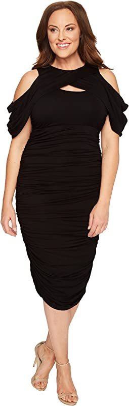 Bianca Ruched Dress