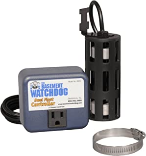THE BASEMENT WATCHDOG Model BWC1 Universal Replacement Float Switch for Sump Pumps