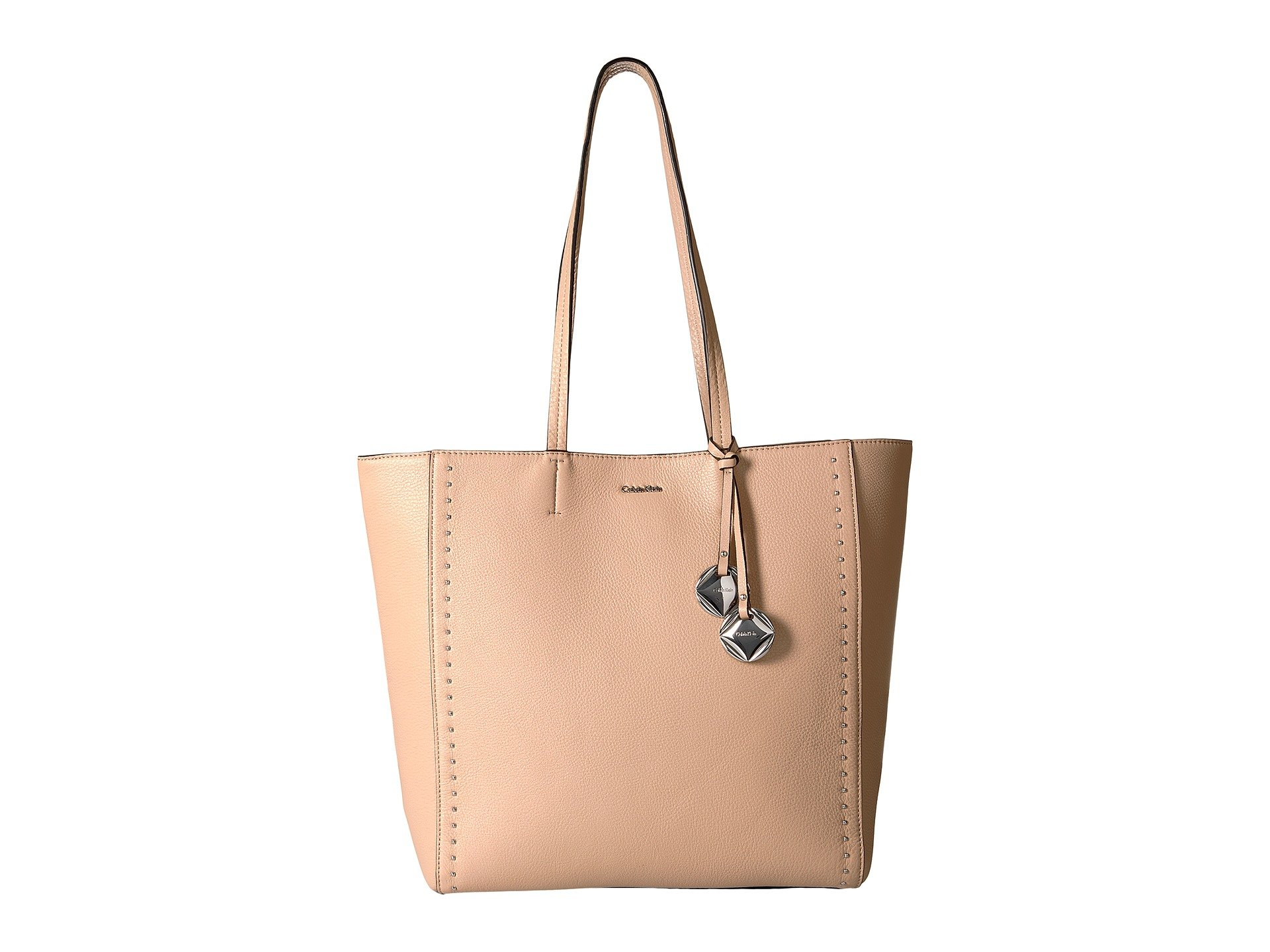 Avery Pebble North/South Tote